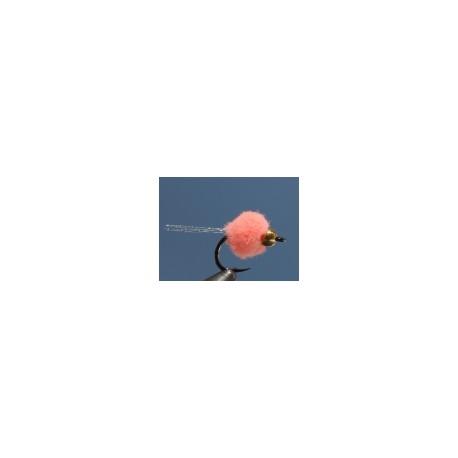 Billy's Crystal Egg - Iliamna Pink