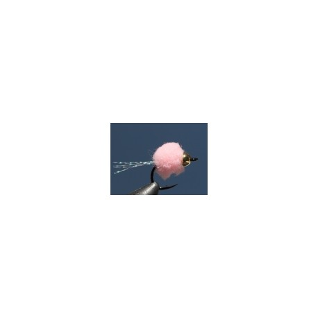 Billy's Crystal Egg - Late Pink