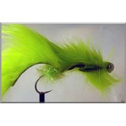 Chartreuse Articulated Leech