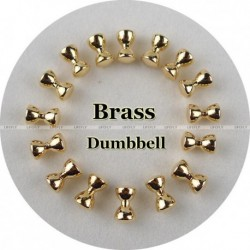 BRASS DUMBELL (1000 PCS)
