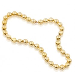BEAD CHAIN GOLD (1000 PCS)