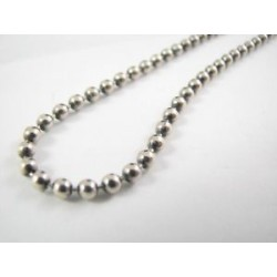 BEAD CHAIN SILVER (1000 PCS)