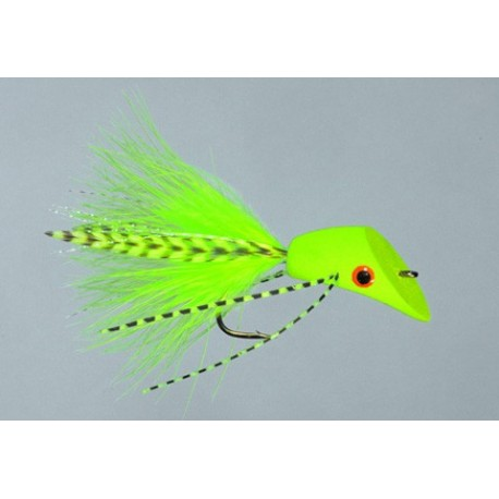 Tullis Wiggle Critter Chartreuse
