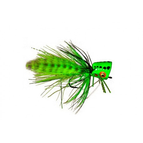 Whitlocks Chartreuse UL Air-Jet Bug
