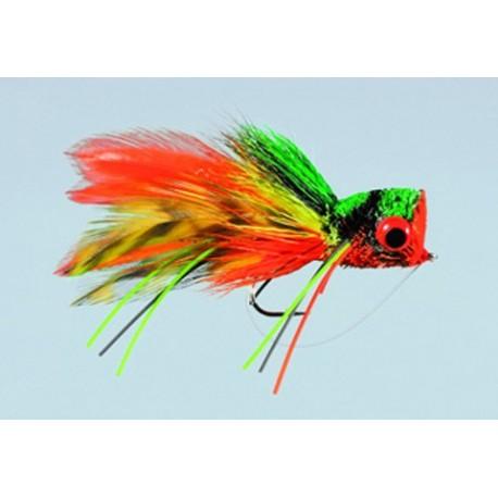 Whitlocks Hair Bug Fire Tiger