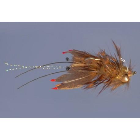 Whitlocks NearNuff Crayfish Golden Brown