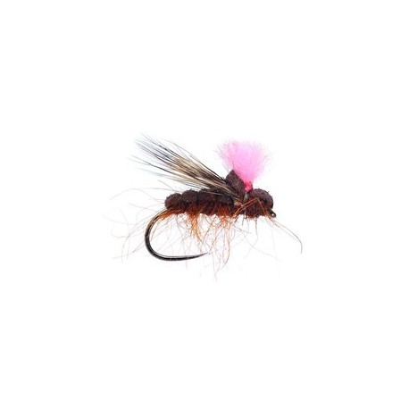 Ales High Viz Caddis Large Orange BL
