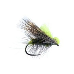 Chartreuse High Viz Deer Hair Sedge BL