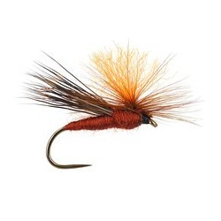 High Viz Parachute Caddis Brown BL