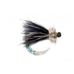 European Attractors Black Humungus Wiggle Tail Booby $2.60