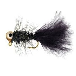 Black Eyed Wooly Jig
