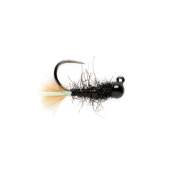 Black Jig Barbless
