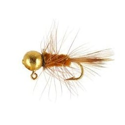 Brown Orange Golden Jig