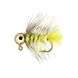 Fluo Yellow Eyed Jig