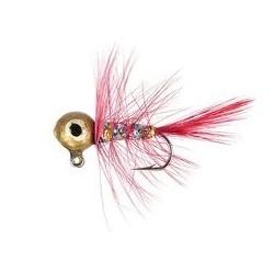 Jig Nymphs Pink Rainbow Eyed Jig $3.00