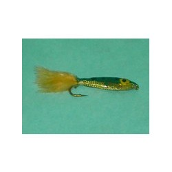 Epoxy Minnow Green