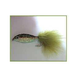 epoxy minnow olive