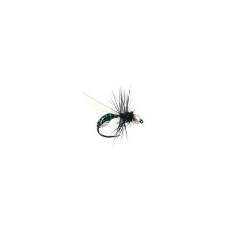 Ales Tactical TG Black Nymph Tungsten
