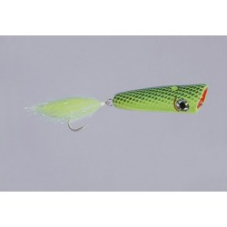 CB Chartreuse Bubble-Head Minnow