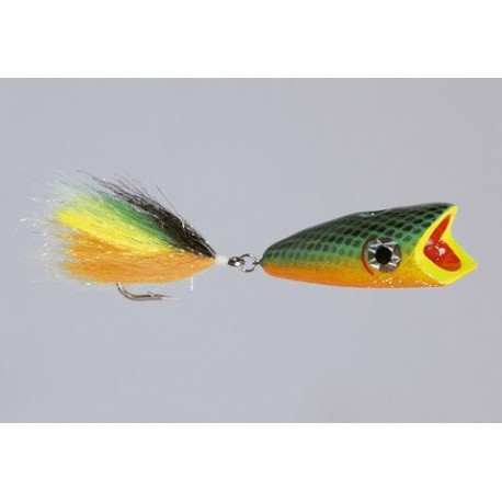 CB Fire Tiger Big-Mouth Bubble-Head A CW