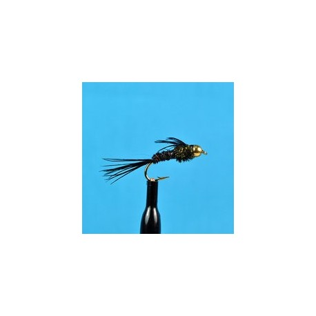 Bead Head Pheasant Tail Black