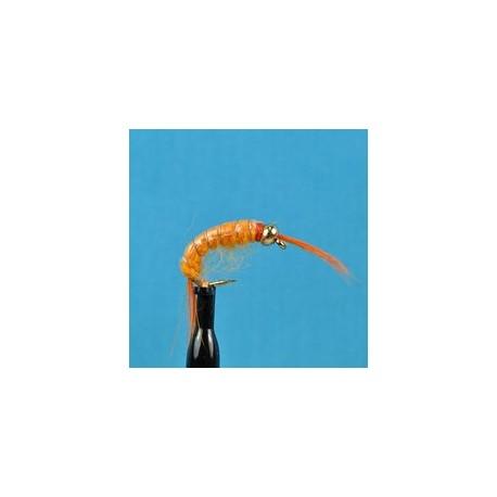 Bead Head Scud Orange