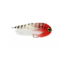 Bailes Out Minnow Red & White