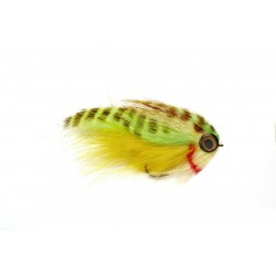 Bailes Out Minnow Yellow & Chartruese