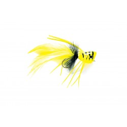 Bass Popper Chartreuse