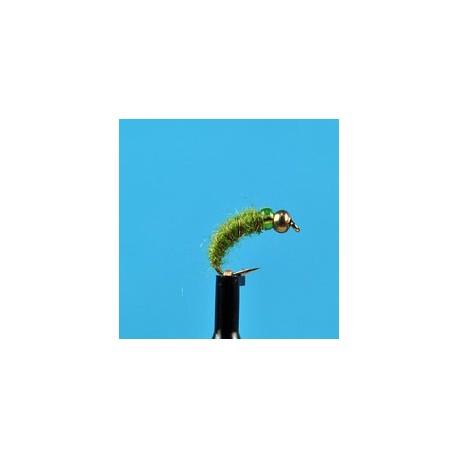 Bead Head Shaggy Green