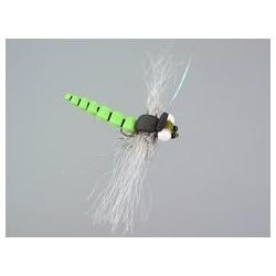 Realistic Flies Realistic Foam Dragonfly Green $5.00