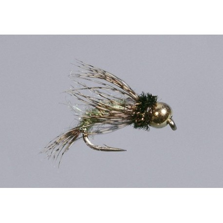 Beadhead Caddis Green Birds Nest