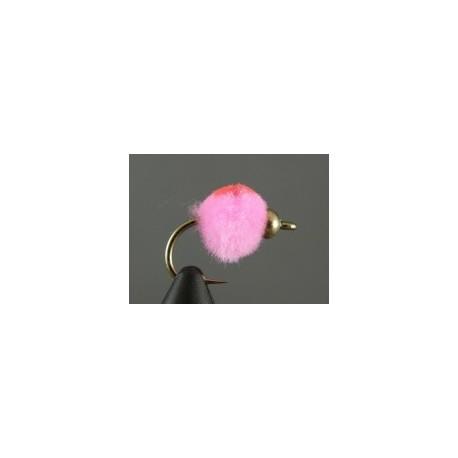 Beadhead Glo Bug Baby Pink-Flame