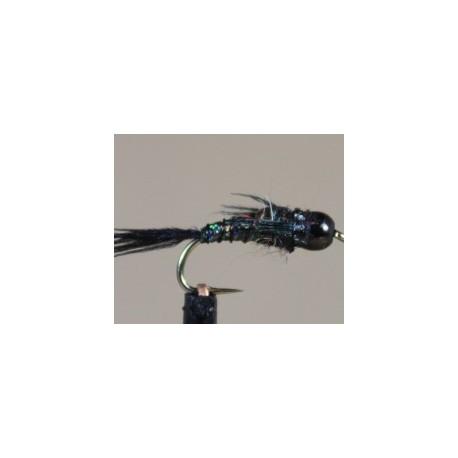Beadhead Lightning Bug (Black)