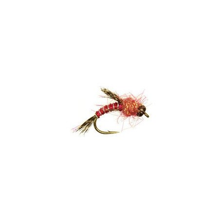 BH Berry Nymph Raspberry Red